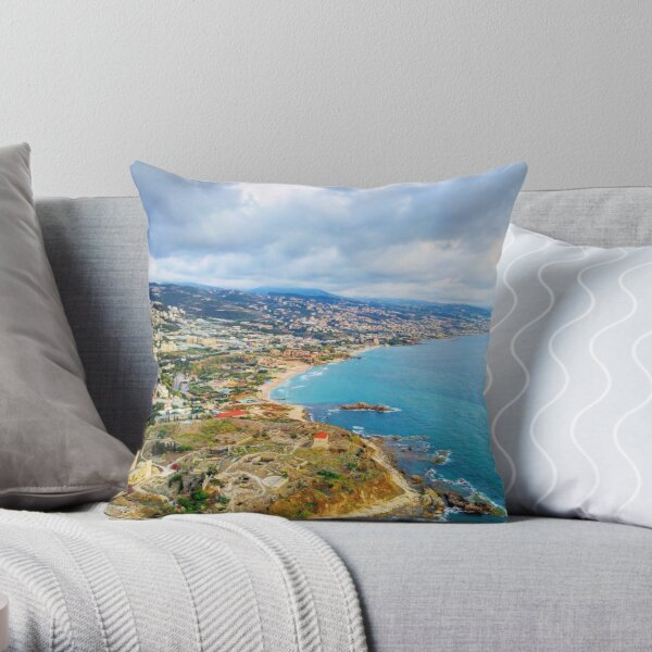 Byblos Pillows Cushions Redbubble