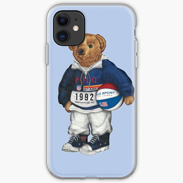 Funny Sport iPhone Soft Case