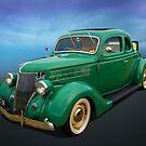 36 Ford by Keith Hawley