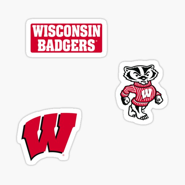 University of Wisconsin Minis Sticker