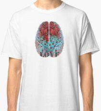 Heart Art - Think Love - By Sharon Cummings Classic T-Shirt
