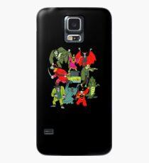 Scooby Doo Villians Case/Skin for Samsung Galaxy