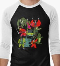 Scooby Doo Villians T-Shirt