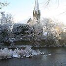 St. Roberts Catholic Church, Morpeth by Jan Szymczuk