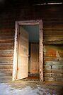 Pioneer Doorway (End of the Line) by EchoNorth
