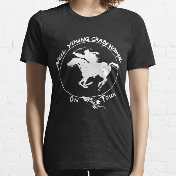 NEIL YOUNG TOUR 2019 CANCAN Essential T-Shirt