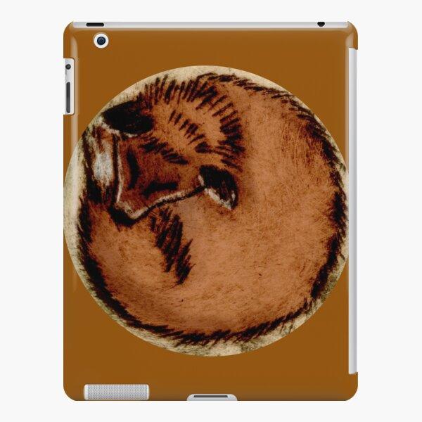 Sleeping Fox iPad Snap Case