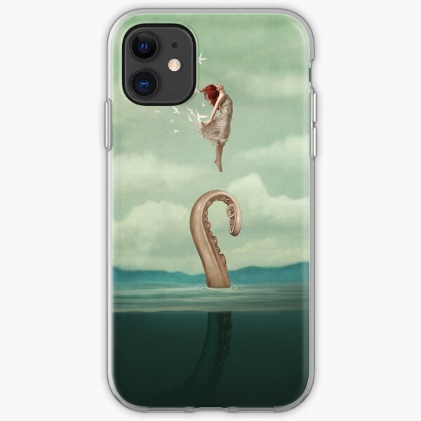 uncontained iPhone Soft Case
