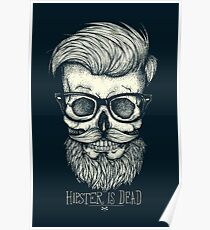 Hipster is Dead II Poster