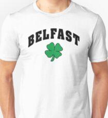 Belfast Irish Unisex T-Shirt