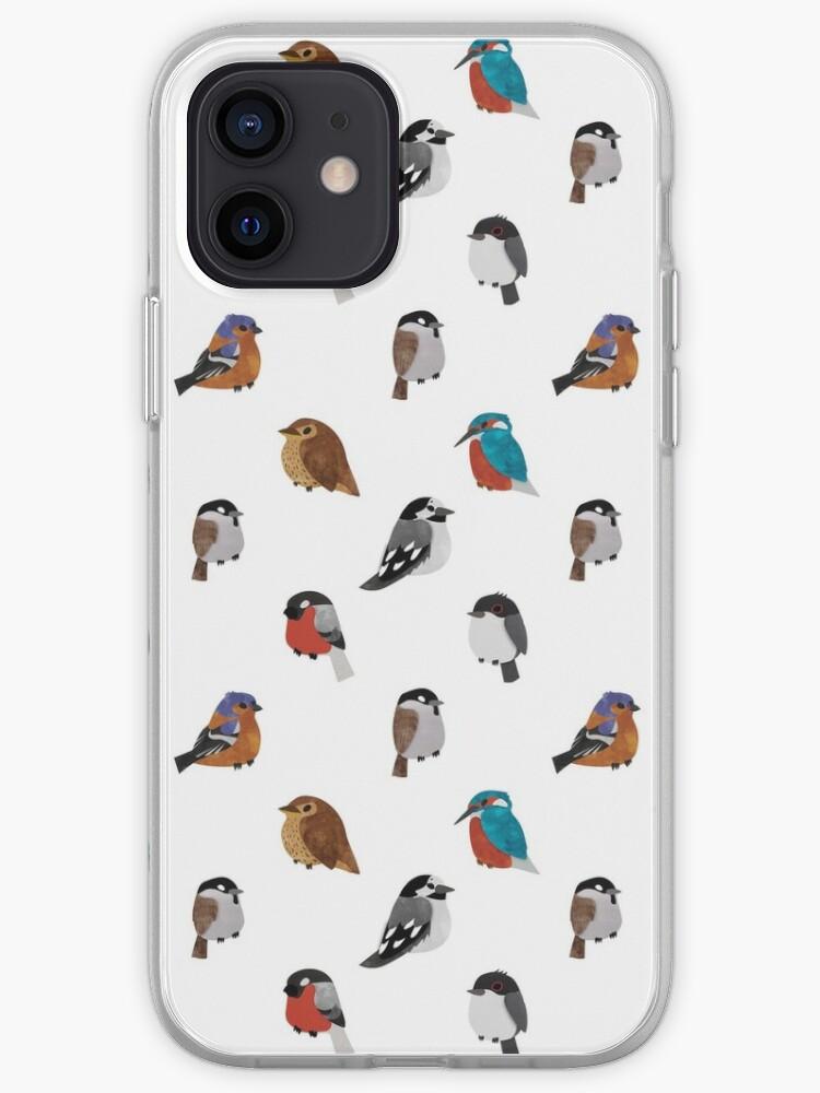 Images de races d'oiseaux magnifiquement conçues | Coque iPhone