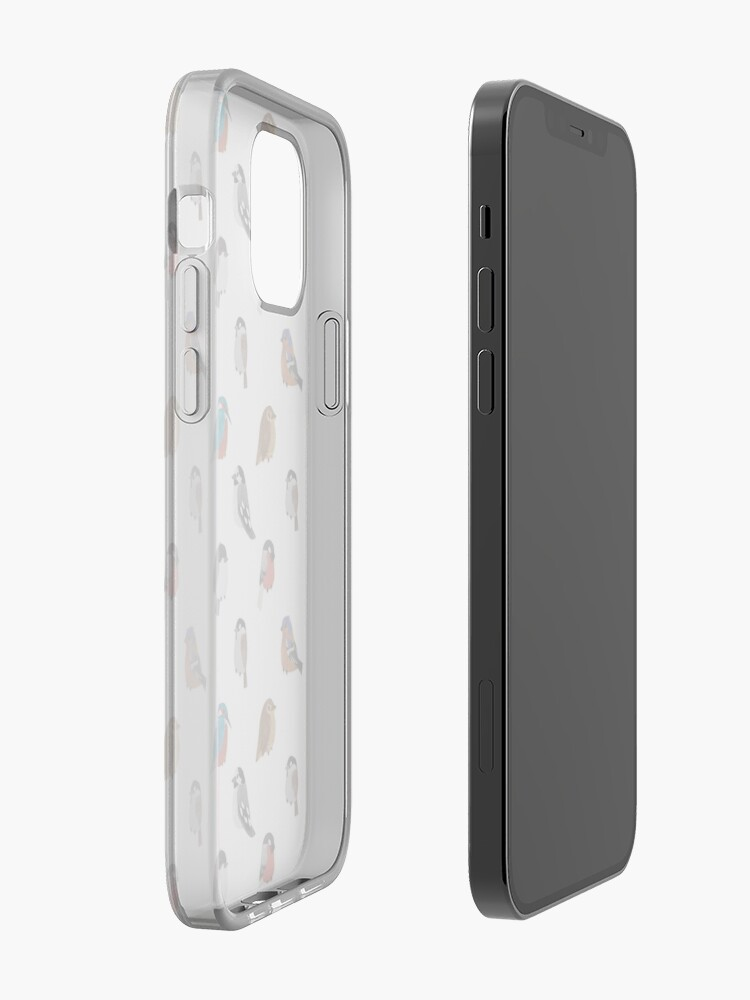 Alternate view of Beautifully Designed Bird Breed Images iPhone Case & Cover