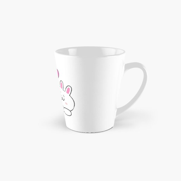 Brown bear and Cony in love Tall Mug