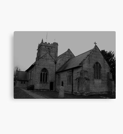St martins Church Canvas Print