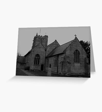 St martins Church Greeting Card