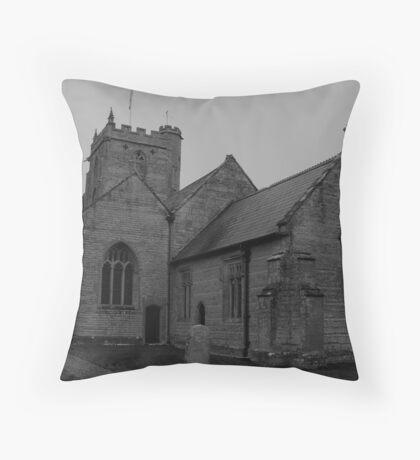 St martins Church Throw Pillow