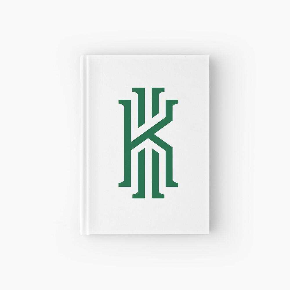 Kyrie Irving Logo Hardcover Journal