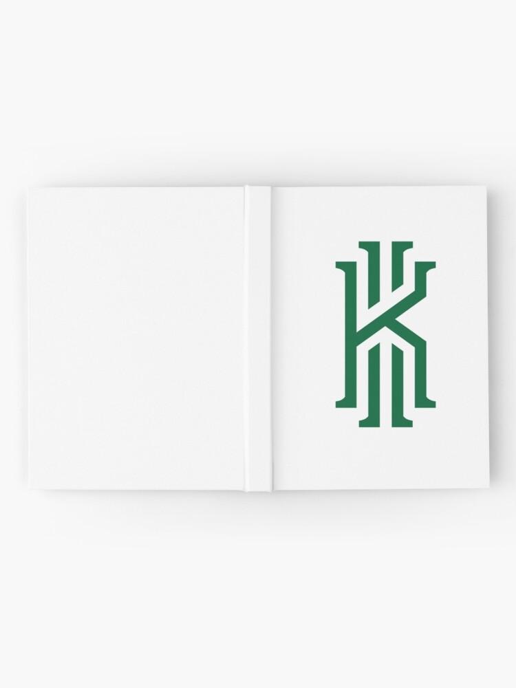 Alternate view of Kyrie Irving Logo Hardcover Journal