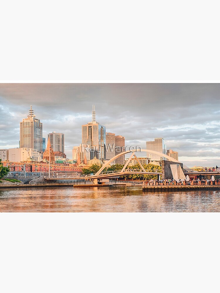 Pastel Melbourne by RayW