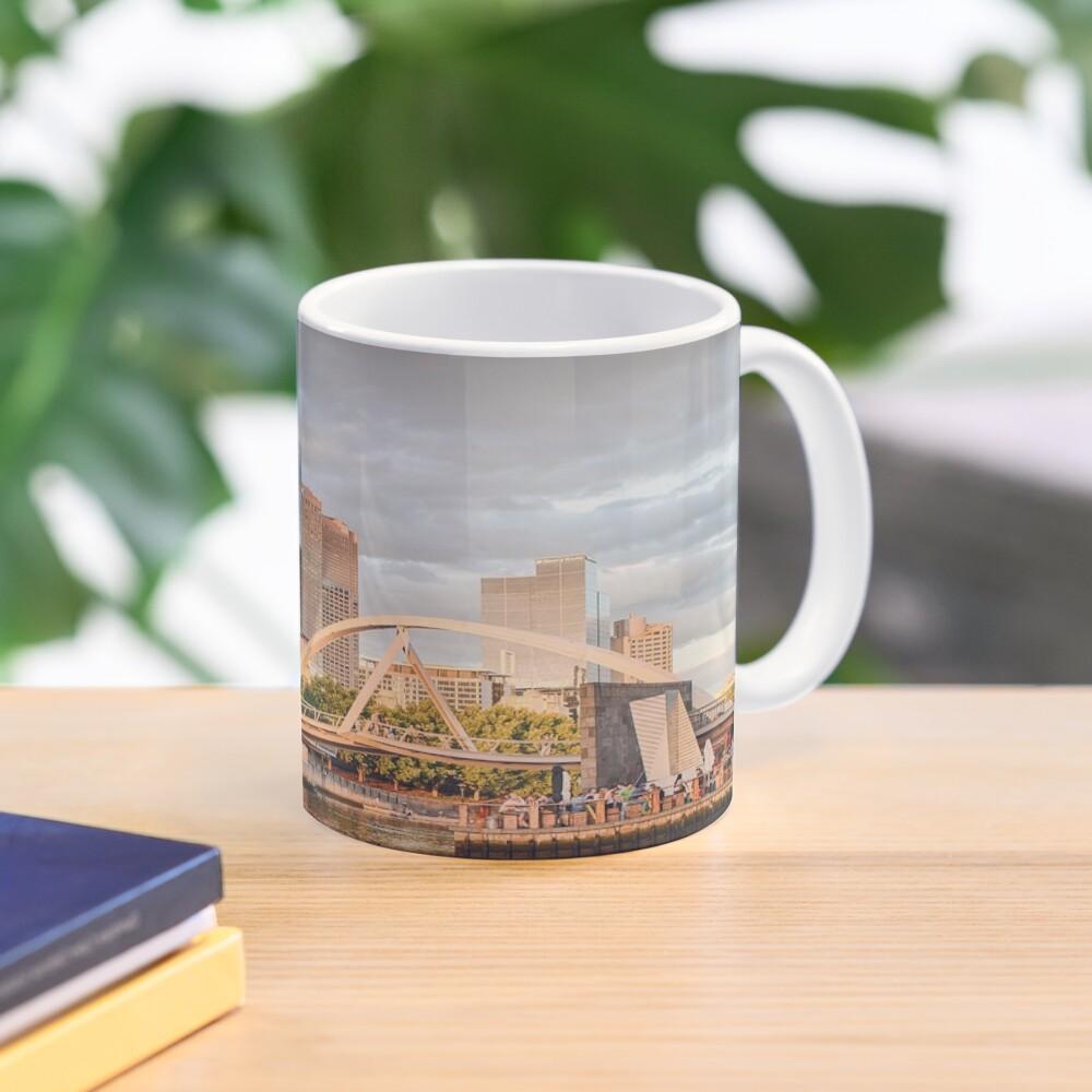 Pastel Melbourne Mug