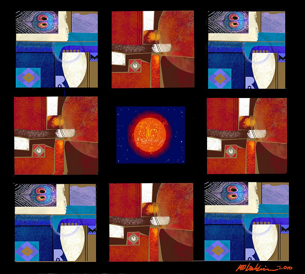 """""""Revolving Patchwork""""  by Patrice Baldwin"""