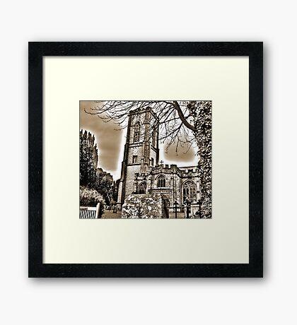 St Andrews Church Framed Print