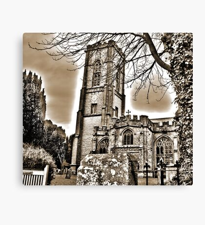 St Andrews Church Canvas Print