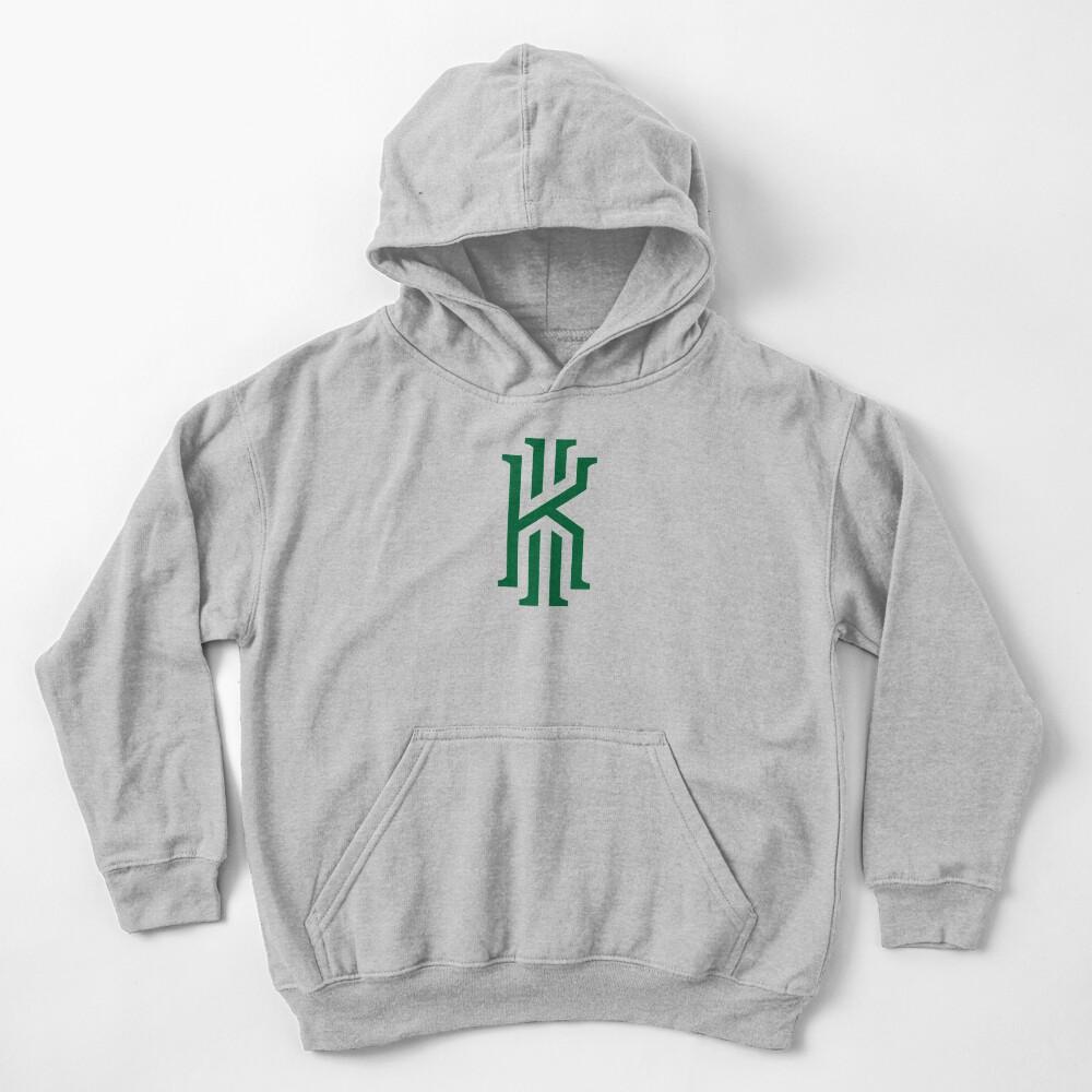 Kyrie Irving Logo Kids Pullover Hoodie