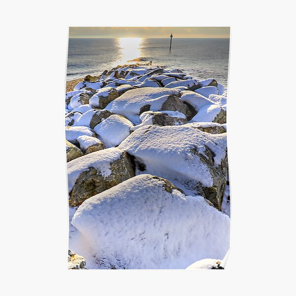 Sun Sea Snow Poster