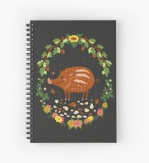 Teddy boar Spiral Notebook