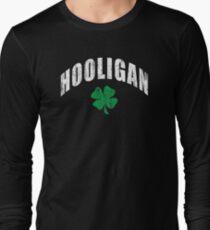 Irish Hooligan Long Sleeve T-Shirt
