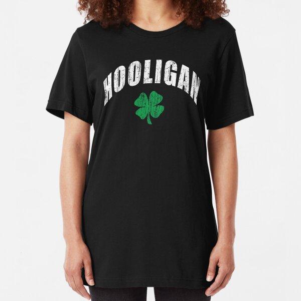 Irish Hooligan Slim Fit T-Shirt