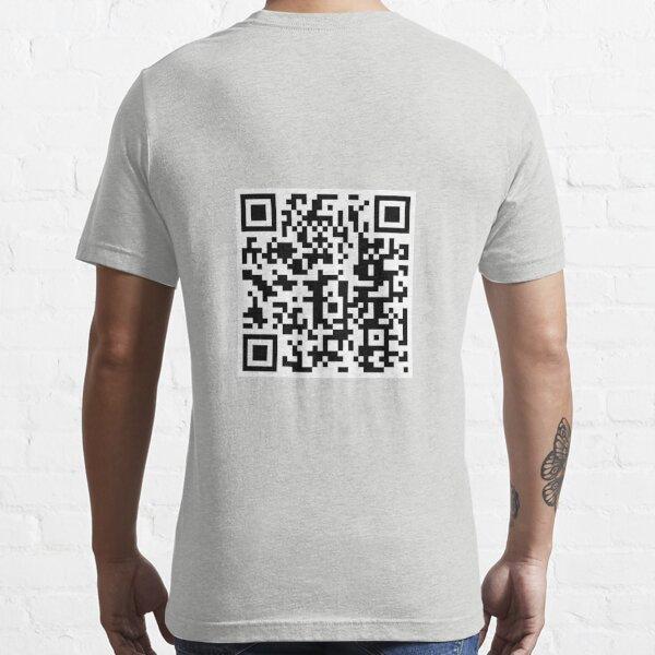 QR Code Essential T-Shirt