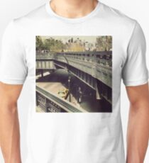 New York High Line. New York City, New York Unisex T-Shirt