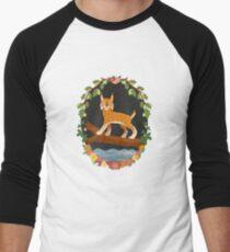 Lynx Baseball ¾ Sleeve T-Shirt