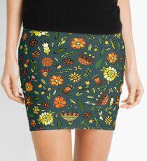 Evening meadow Mini Skirt