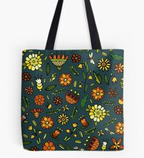 Evening meadow Tote Bag