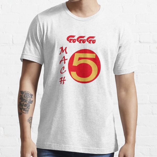 Mach 5 GoGoGo Speed Racer! Essential T-Shirt