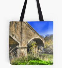Fyansford Monier Arch Bridge- Geelong Australia Tote Bag