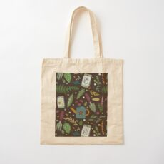 Garden tillage Cotton Tote Bag