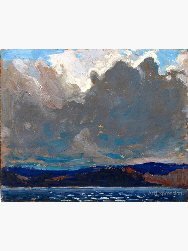 Tom Thomson - Approaching Storm, Dog Point by ArtExpression