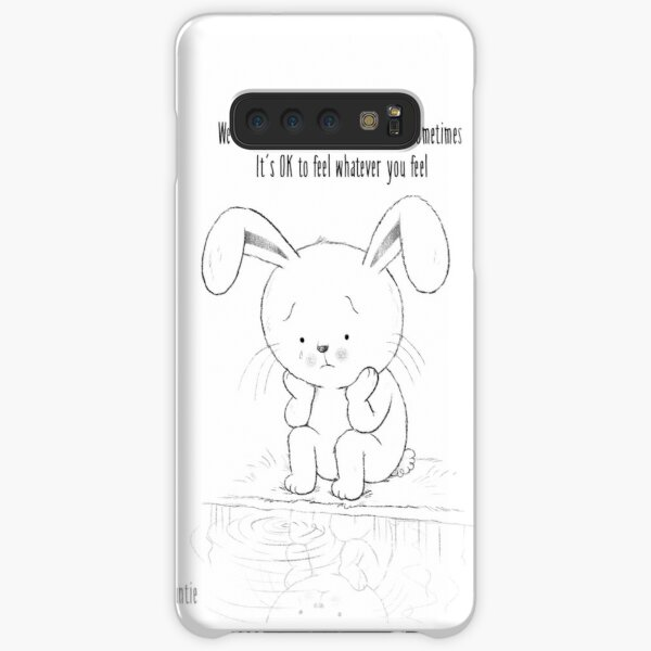 It's OK to feel difficult emotions Samsung Galaxy Snap Case