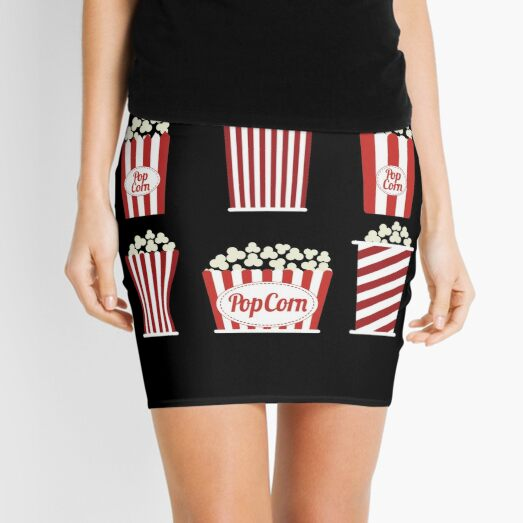 Popcorn  Mini Skirt