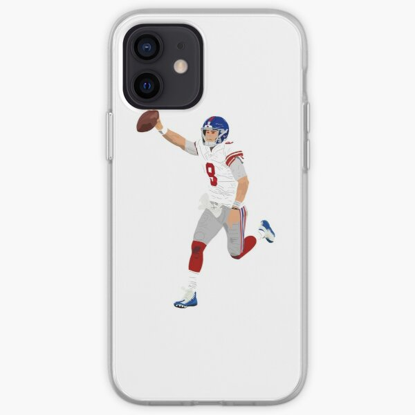 Daniel Jones - NY Giants iPhone Soft Case