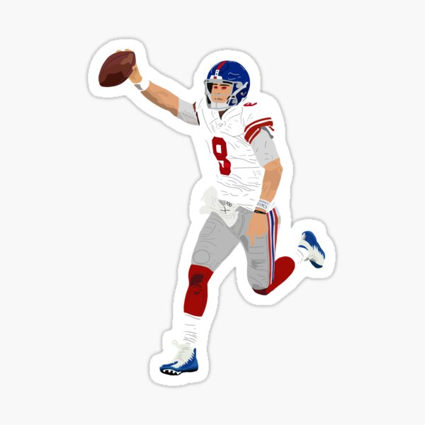 Daniel Jones - NY Giants Sticker