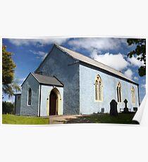 St. Pauls Church of Ireland Poster