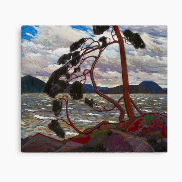 Tom Thomson - The West Wind Leinwanddruck