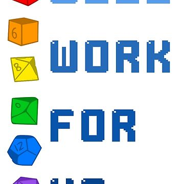 Will work for XP by TheBitGeek