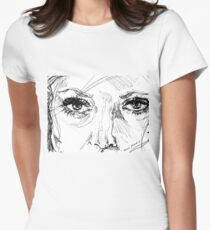 Engraved Ink Women's Fitted T-Shirt