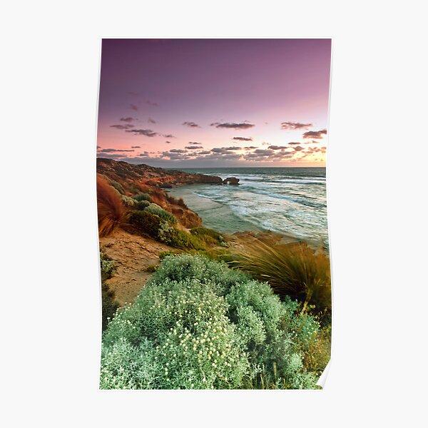 Bridgewater Sunset I Poster